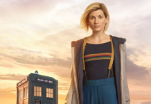 Jodie Whittaker on Doctor Who