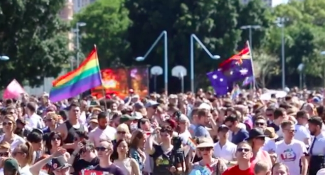 Sydney Park To Be Renamed In Honour Of Equal Marriage Vote Out