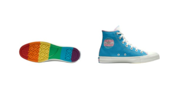 Converse Releases New Pride Collection, Which Includes Trans